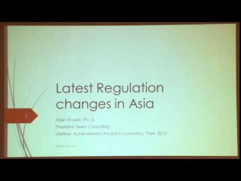 Latest regulation changes in Asia - how best to adapt