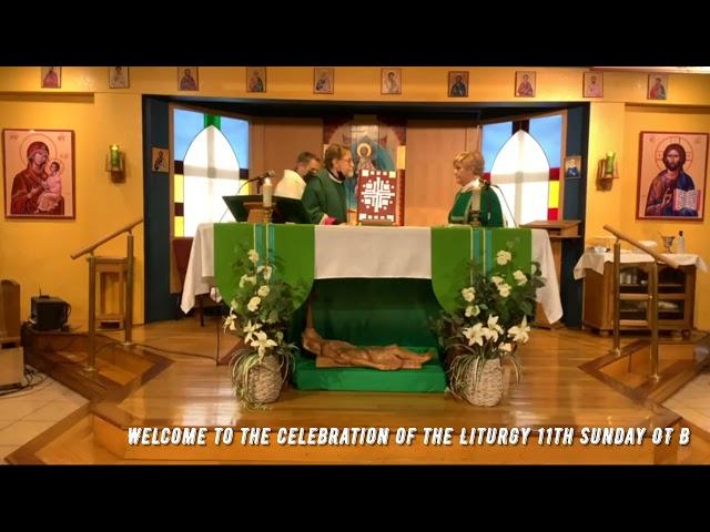 Full Liturgy Eleventh Sunday OT B