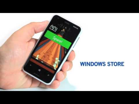 Smartphone Nokia Lumia 620 - Lojas TaQi