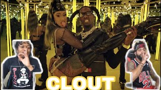 REALLY OFFSET NOT BITING THE BAIT ANYMORE 🤔🧐Offset - Clout ft. Cardi B | FVO Reaction
