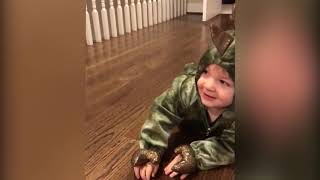 Babies funny and cute costumes 😍😍