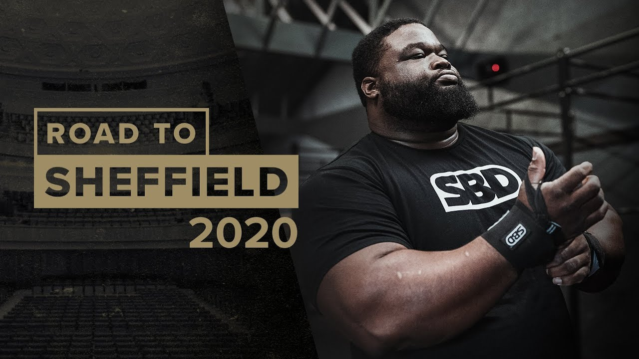 Road to Sheffield 2020 - Ray Williams