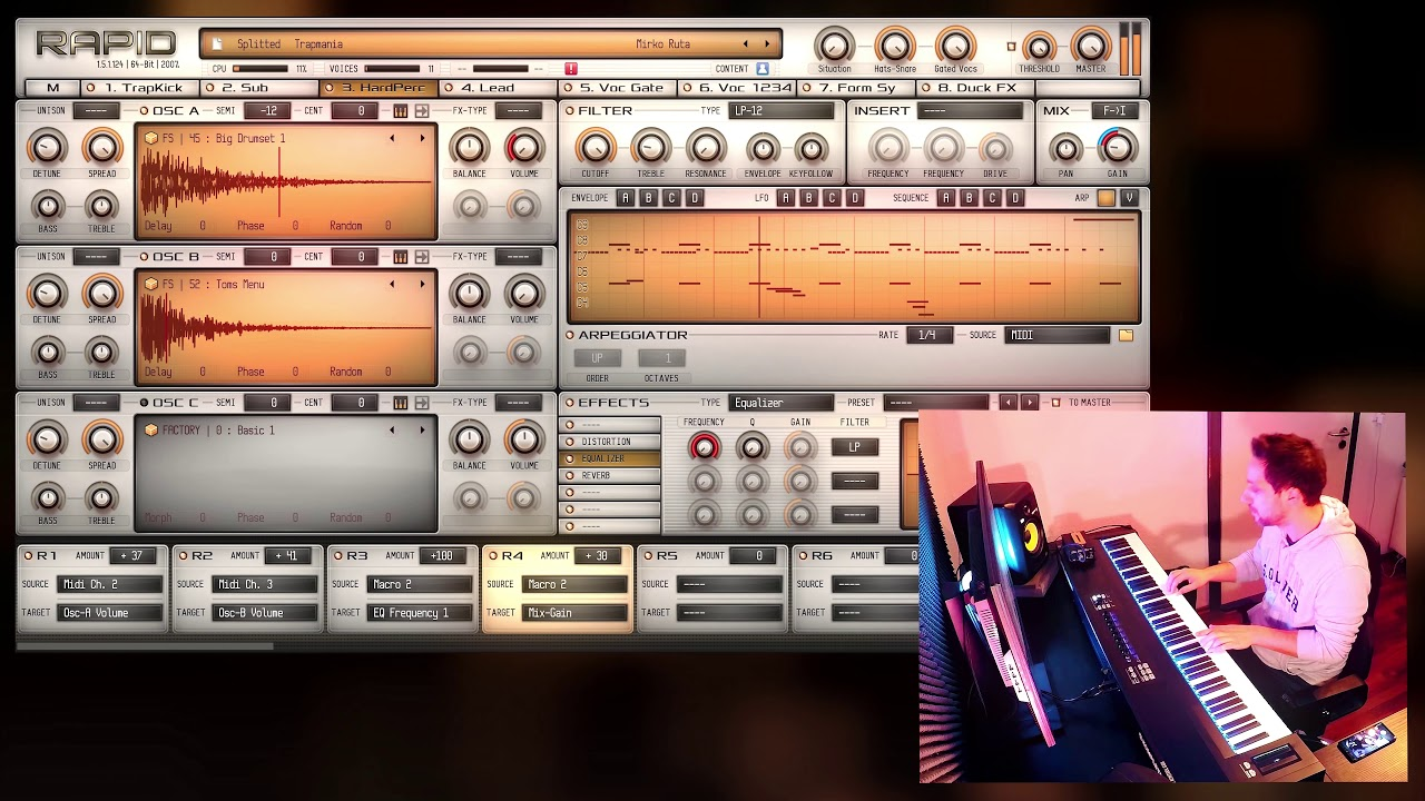HOME | Ruta Sound | Sounddesign and DSP Development by Mirko Ruta