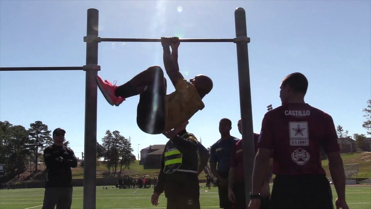 Latest Tech News: Jumping into the ACFT with STRONG B.A.N.D.S - FamilyMWR thumbnail