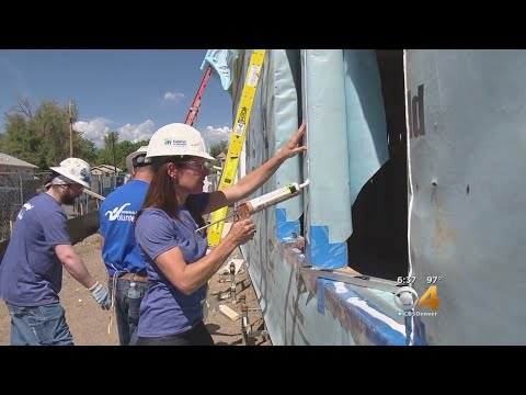 Anadarko Comes Together To Help Colorado's Communities
