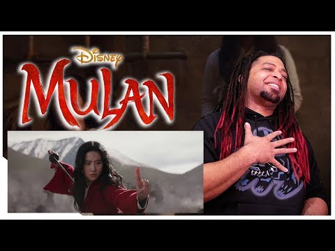Disney's Mulan | Official Trailer Reaction & Review