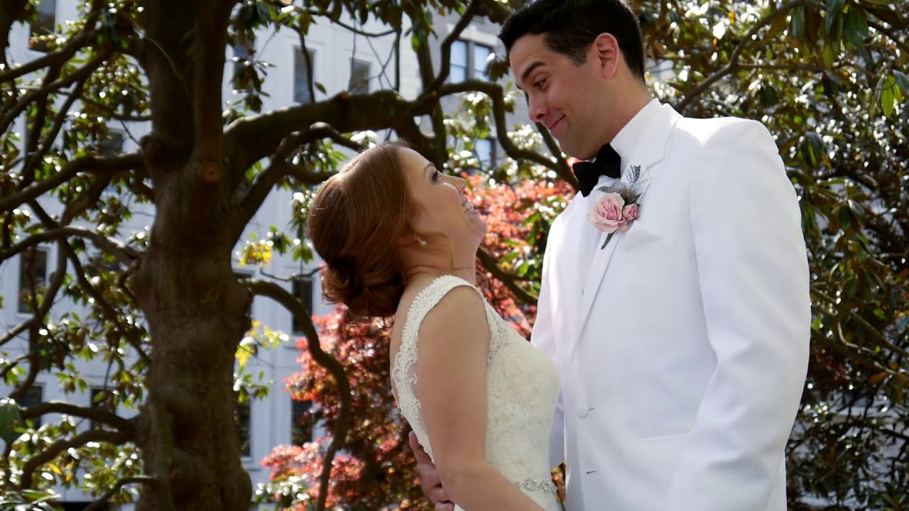 Commonwealth Club Richmond Virginia Wedding by eMotion Pictures Wedding Films