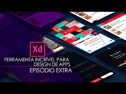 XD ADOBE [#11] - FERRAMENTA INCRÍVEL PARA DESIGN DE APLICATIVOS