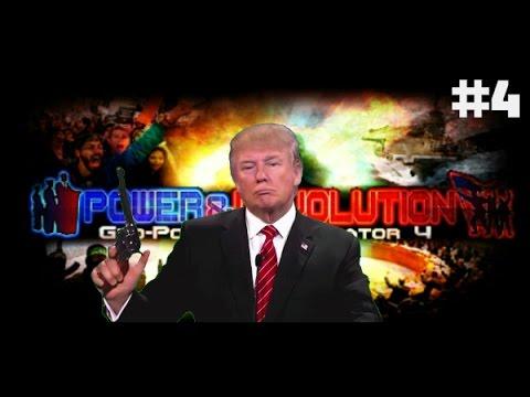 Geopolitical Simulator 4 FR (Power & Révolution): Donald Trump Challenge #4