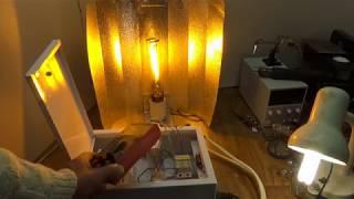 Обзор лампы ДНаТ 400