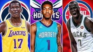 The Worst Player From All 30 NBA Teams