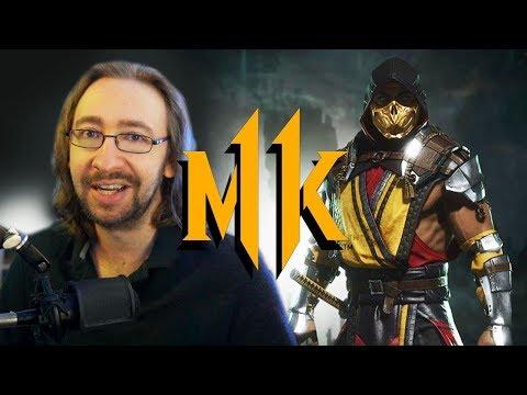 How Good Is It? Mortal Kombat 11 - Beta/Stress Test Impressions thumbnail