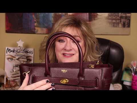 MULBERRY BAYSWATER BRAND NEW UNBOXING