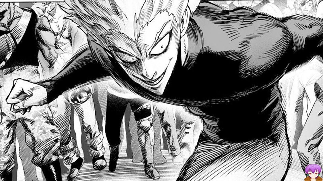 Onepunch-Man Discussion - Garou God level? and Blizzard of Hell ...