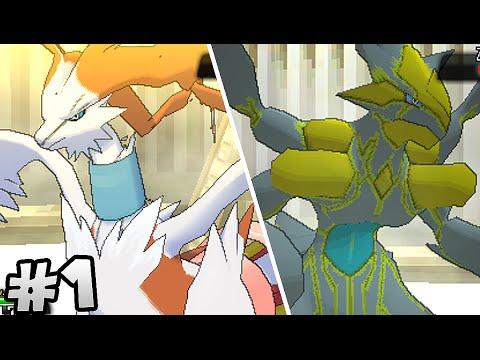 pokemon black how to catch reshiram