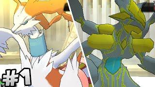 Pokemon Custom Primal & Mega 1: Primal Reshiram & Primal Zekrom