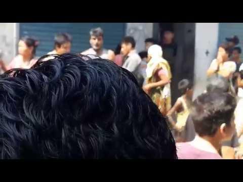 FIRE ||CAUGHT ON ||DIMAPUR||NAGALAND||NEW||23-09-2017.