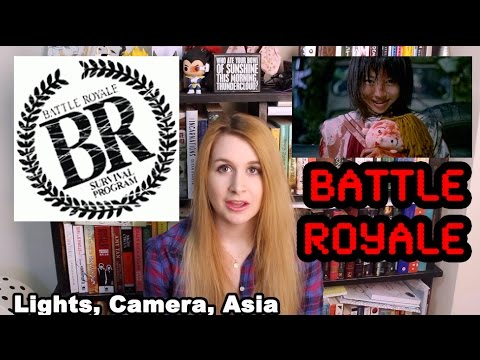 Battle Royale Movie Review [Lights, Camera, Asia]