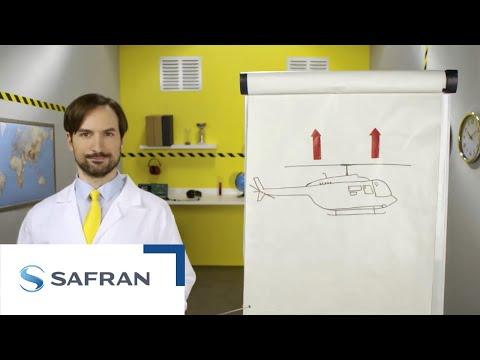 SimplyFly by Safran - épisode 8 : un hélicoptère, comment ça vole ?