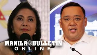 Roque deplores 'unfair media attention'; cites Robredo's alleged distancing 'violations'