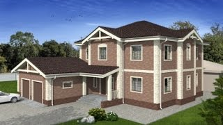 видео Каталог проектов домов
