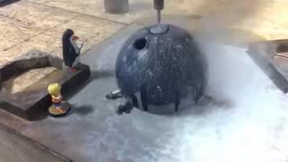 Гидрорезка. Шар для боулинга vs 4000 атм(, 2017-01-05T22:13:28.000Z)