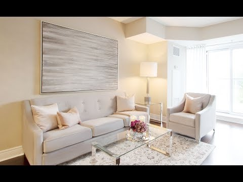 Condo Living Room & Bedroom Makeover   Kimmberly Capone Interior Design