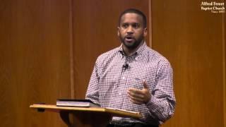 """January 5, 2016 """"Off Limits to God"""" Pastor Howard-John Wesley"""