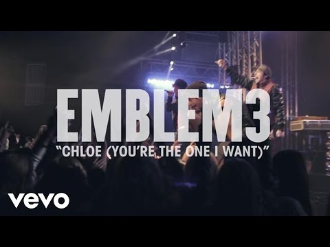 "Emblem3 - ""Chloe"" Video Countdown 2"