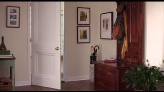 Foyer, Entryway or Mudroom Storage Makeover with Minwax
