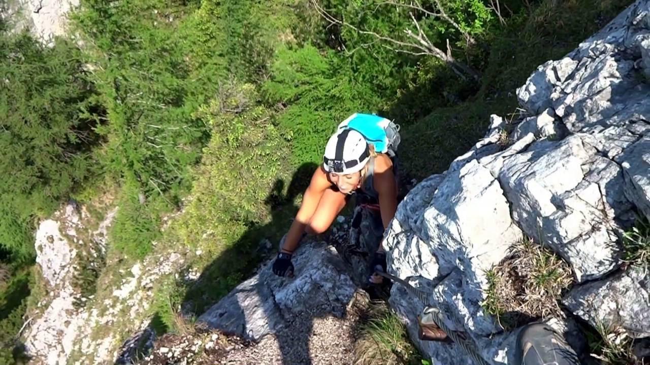 Klettersteig Nähe Zürich : Klettertour attersee klettersteig mahdlgupf d weißenbach