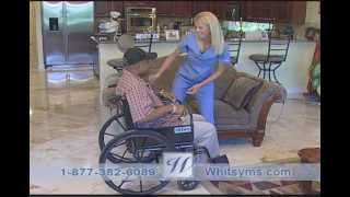 Transfers and Positioning of Disabled and Elderly - Home Health Care