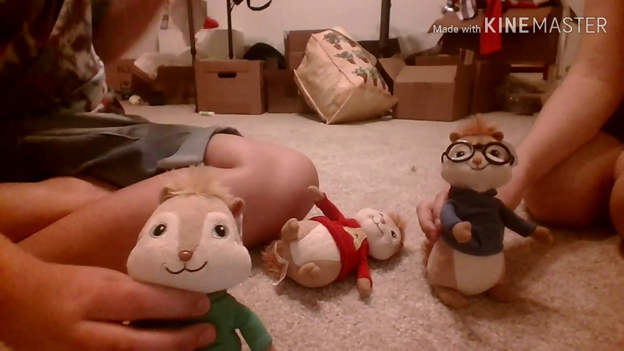 A VIDEO FOR ALVIN AND THE CHIPMUNKS FAN FOREVER!!