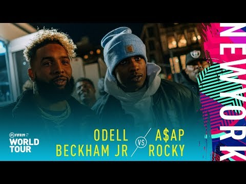 FIFA 19 World Tour | Odell Beckham Jr. x A$AP Rocky