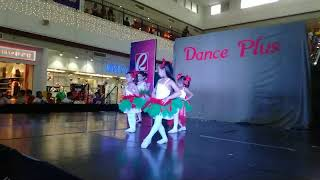 Ballet Performance (Dance Plus Ph) SJA Baby Ballerinas & Family Day Christmas Edition