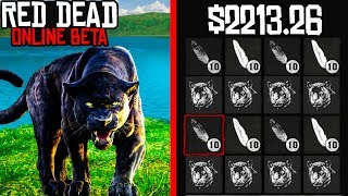 SECRET FAST MONEY MAKING TRICK in Red Dead Online YOU DONT KNOW ABOUT! RDR2 Online Money