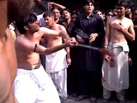 10 Muharram 2011 chowkbazar,Multan part3