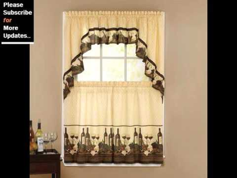 Kitchen Curtains Collection Window Coverings