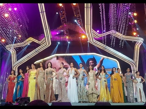 Bb Pilipinas 2018 Evening Gown