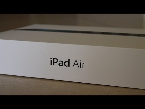IPad Air 16GB WiFi Space Gray Unboxing, First Look & Impressions !