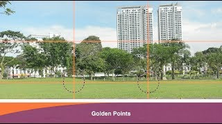 Golden Points ARE NOT Rule Of Thirds!