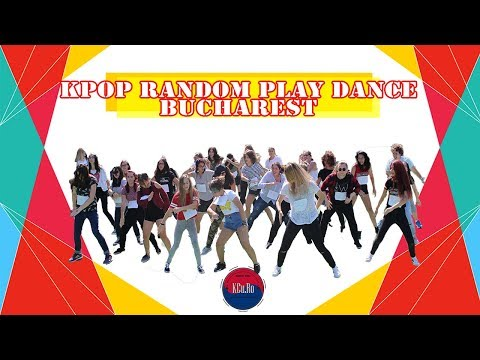 Romanian K-Pop Random Play Dance - Old vs. New (First Edition)