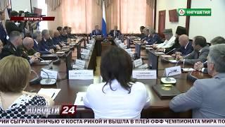 Назначение нового Полпреда  Президента России в СКФО.