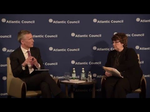 NATO Secretary General at Atlantic Council - Questions and Answers, 6 APR 2016