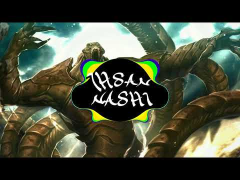 DJ Tiesto - Wave Rider Seavolution (KRAKEN Remix) | Hotel Transylvania 3 [Ihsan Nashi Release]
