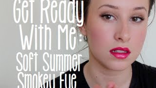Get Ready With Me: Soft Summer Smokey Eye Thumbnail