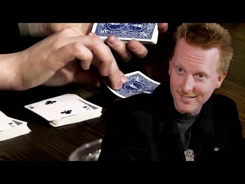 Insanely Easy Card Trick