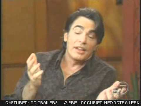 Peter Gallagher  Live with Regis and Kelly