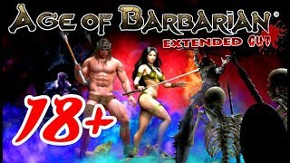 Age of Barbarian Extended Cut The Slaves Fortress Gameplay PC