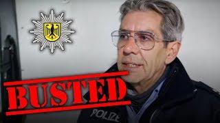 Was ein Ex-Polizist über die Legalisierung von Cannabis denkt... | Busted #4